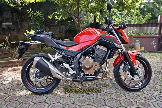 Video Blog - Review All New Honda CB500F ABS 2016, Apa Saja Yang Baru? - KobaYogas.COM - Your Automotive Blog